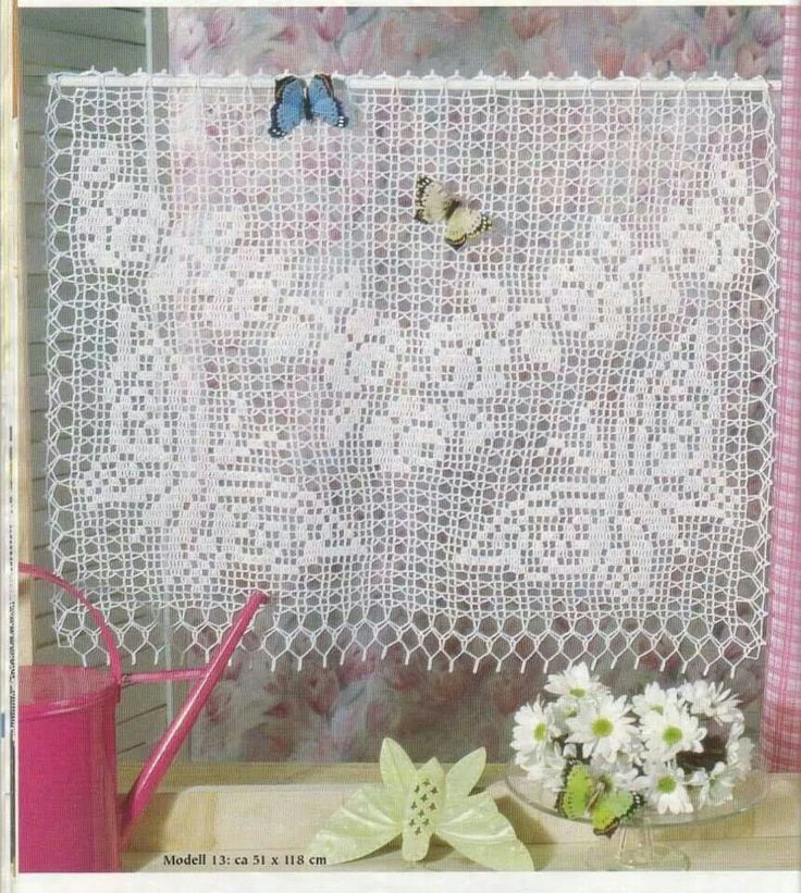 Tenda farfalle