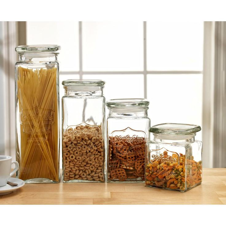 Love This Yorkshire Glass Canister Set On Zulily Zulilyfinds