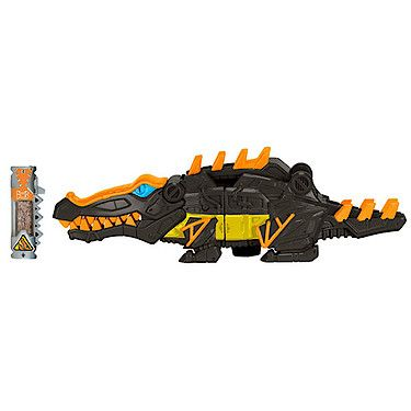 Power Rangers Dino Super Charge Limited Edition Deinosuchus Figure with Charger