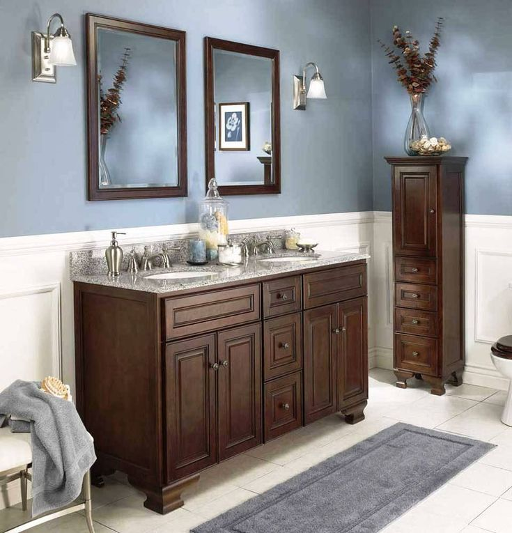 """Image Result For Cheap Bathroom Vanity Sets  See Color   Size Options. See more choices. Eclife Modern """" Bathroom Vanity Pedestal Cabinet Set Pedestal Stand Wood Black with Bathroom Vanity Mirror Soft Closing Cabinet Doors Set B. HomCom """" Single Sink Bathroom Vanity Cabinet with..."""