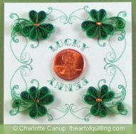 30 best images about st patricks quilling on pinterest