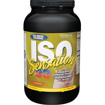 Iso Sensation 93 908gr Ultimate ™ | Techno Nutrition