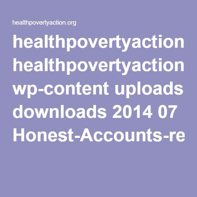 healthpovertyaction.org wp-content uploads downloads 2014 07 Honest-Accounts-report-v4-web.pdf