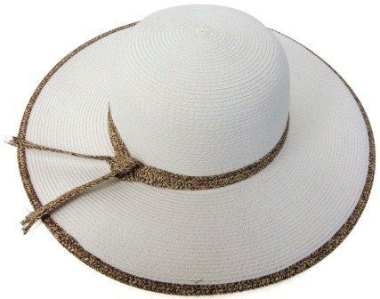 "Large Wide Protective Sun Beach Straw hat by AMC. $12.99. Fashionable, Trendy. Size: 4"" Brim Summer Hat. Color: White. 100% Brand New. Size: 4"" Brim Summer Hat Fashionable, Trendy Color: Natural, White 100% Brand New"
