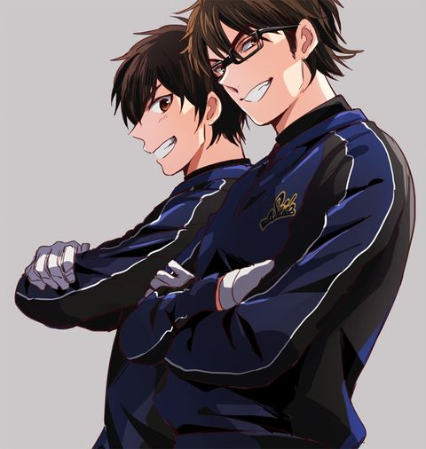 Sawamura & Miyuki