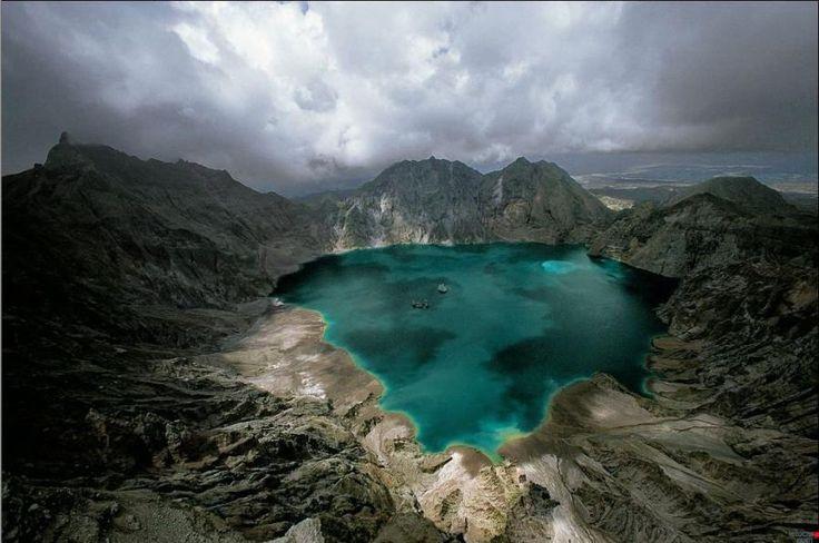 Mt. Pinatubo - Present Day
