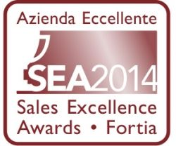 "FILA IS AN ""EXCELLENT COMPANY"" AT THE ""SALES EXCELLENCE AWARDS 2014"""