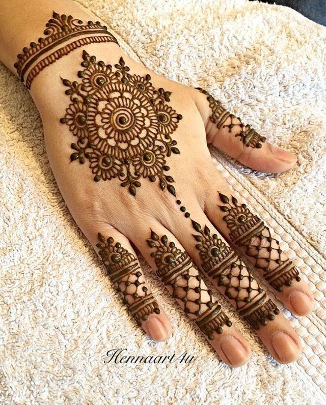 Pinterest Alexandrahuffy Henna Flower Designs Henna
