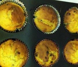 Recipe Simple Orange Muffins by Thermomumontherun - Recipe of category Baking - sweet