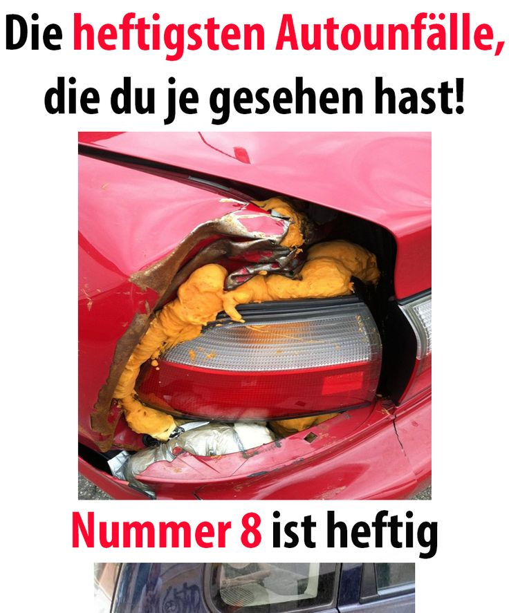 Auto-Fails, die dich so heftig zusammenzucken lassen werden #1pic4ufun