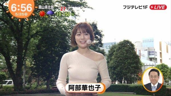 めざまし テレビ お天気 キャスター