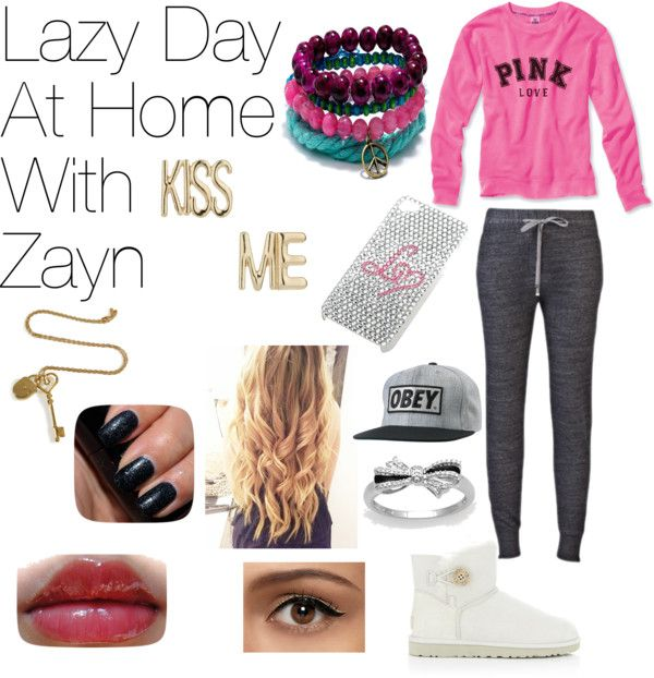 brilliant lazy day outfits for home 12