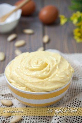 Crema frangipane ricetta facile e veloce