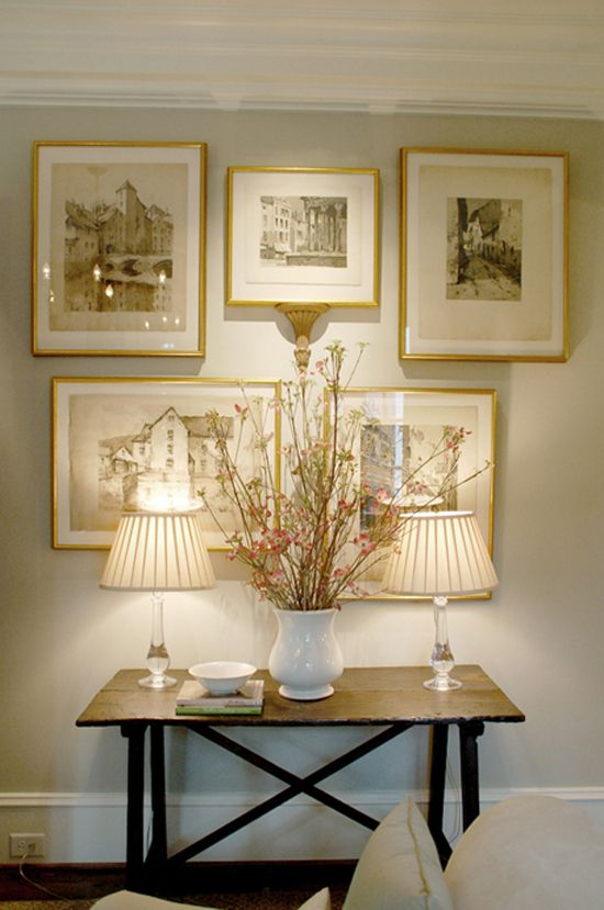 85 Best Gray And Gold Decor Images On Pinterest Drawing