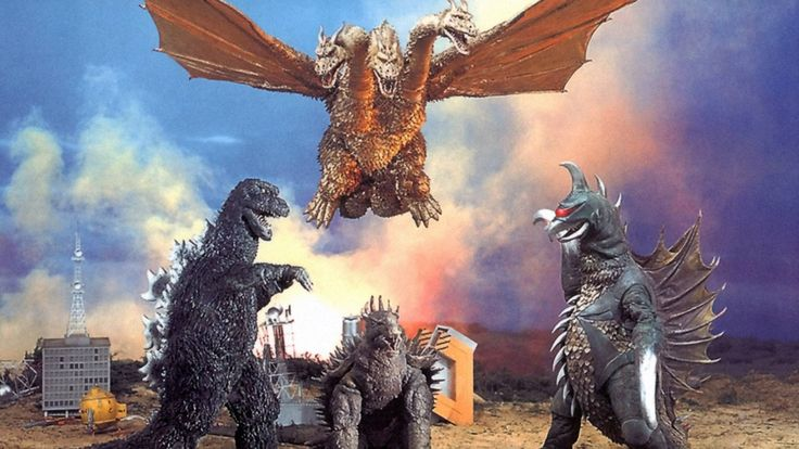 Godzilla vs. Gigan (Screenshot) - Giant Monster Movies...