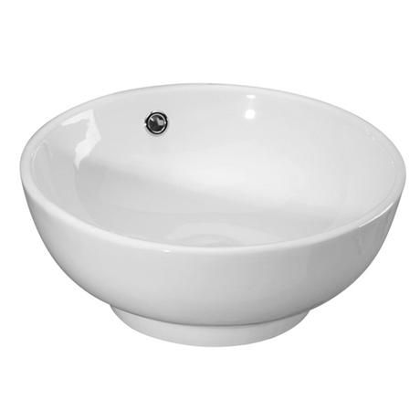 Premier - 420 Round Counter Top Vessel - 420 x 420 x 175mm - NBV124