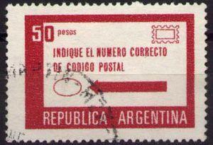 Use correct postal code number