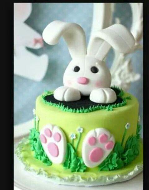 Mini torta de pascua