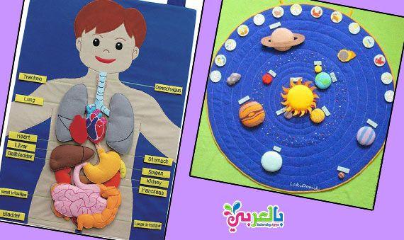 افكار وسائل تعليمية لمادة العلوم ابتدائي مجسمات فنيه انشطة تعليمية لمادة العلوم نشاط عن جسم الانسان ل Sewing Projects For Kids Projects For Kids Kids Rugs