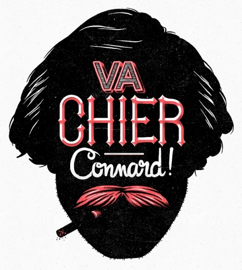 Va chier Connard! #amour #ami #connard