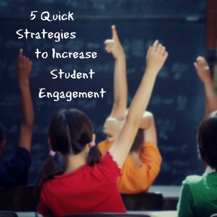 strategies to stimulate student creativity Use these top 10 learning strategies in your elementary classroom to engage, motivate, and enhance student learning.