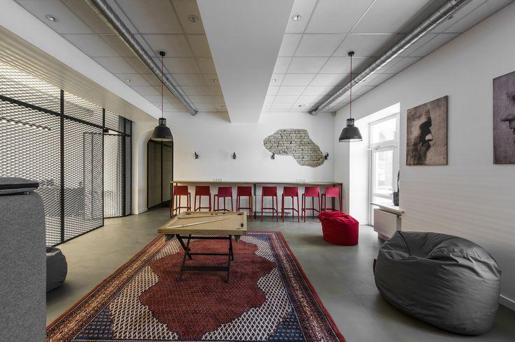 """Galería de Oficina """"Inspired UM"""" / Prusta - 6"""