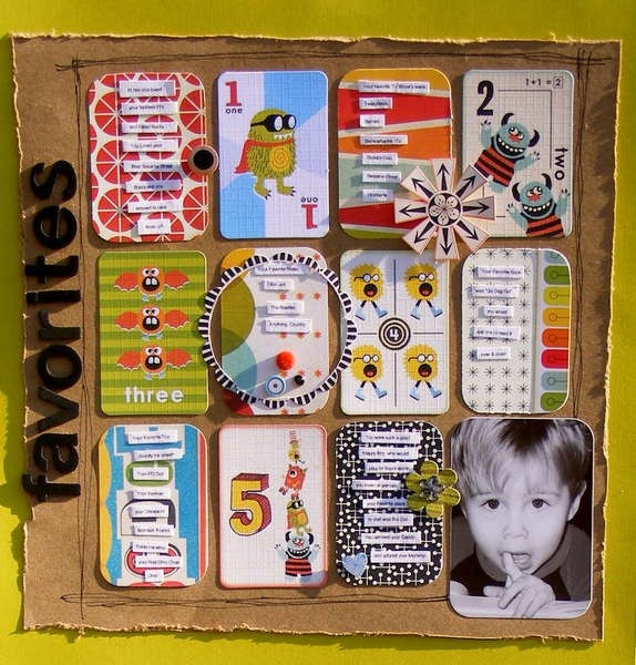 Oooo...I like how this looks.: Scrapbook Ideas, Crafts Ideas, Scrapbook Inspiration, Scrapbook Layout, Favorite, 12X12 Layout, Cards, Scrapbooking Crafts, Baby Stuff