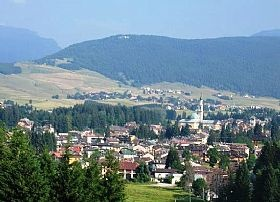 Asiago, Italy (BEEN THERE)  Asiago Plateau located in the Province of Vicenza between the Po River and the Southern mountain of the Valsugana valley. The area is a thousand meters above sea level and surrounded by mountains.