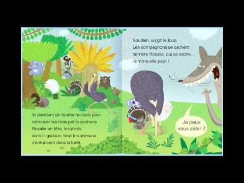 Où sont les trois petits cochons ? - Histoire pour enfants - Dokéo TV - YouTube