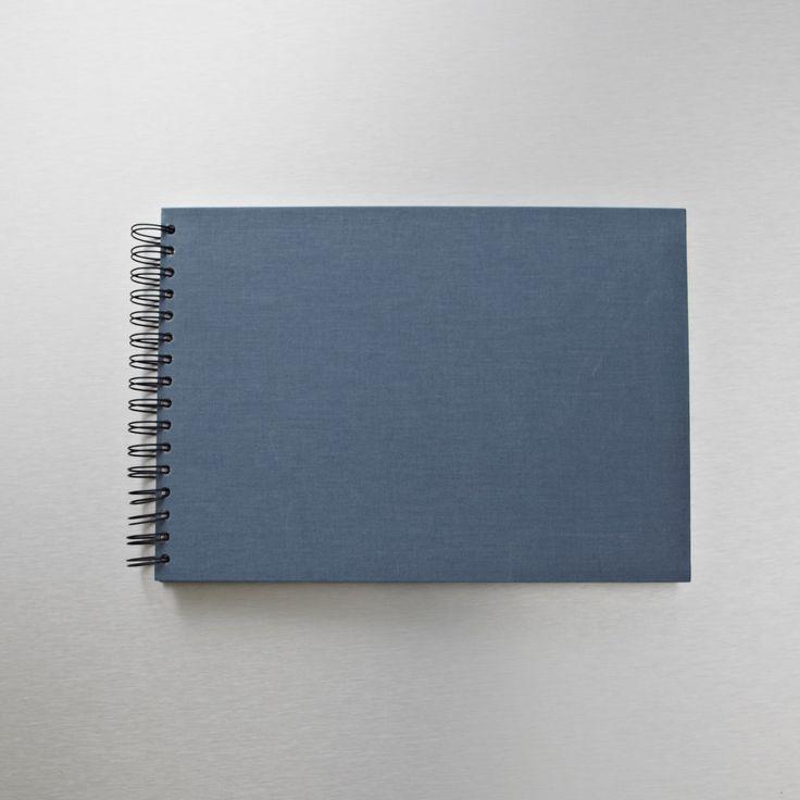 175gsm 40 Sheets Seawhite ECO Kraft Sketch Book