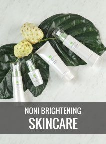 What can the Noni Brightening system do for you? TeMana spokesperson Jackie Lee is living proof if what it can do!