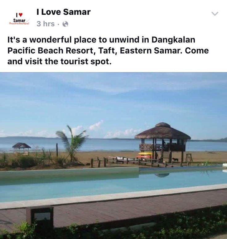 Dangkalan Pacific Beach Resort Taft Eastern Samar