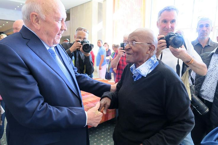 Urgent Call to South Africans for National Dialogue as Former Presidents Convene