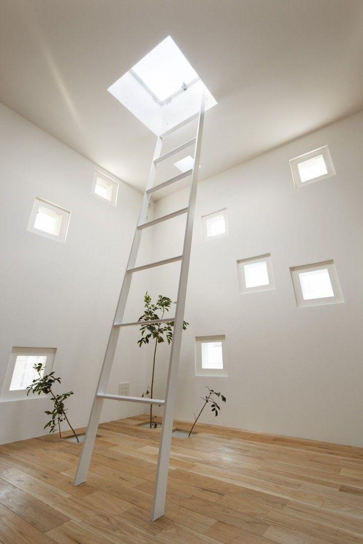 Room Room House by Takeshi Hosaka Architects | HomeDSGN