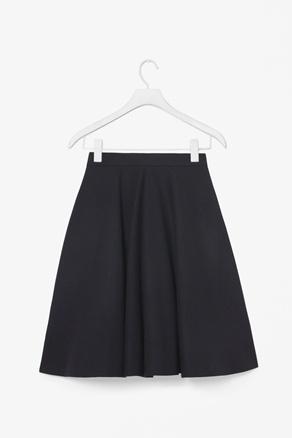 COS Wool circle skirt