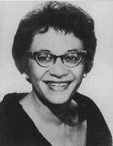 The Honorable Frankie Muse Freeman is an American civil rights atorney, and the first woman to be appointed to the U.S Commission of Civil Rights. In 2007, she was inducted in the International Civil Rights Walk of Fame at the MLK National Historic Site. She graduated from Hampton University in 1936. She graduated from Howard University School of Law in 1947. In 2011, she received the Spingard Medal of the NAACP. She is a past national president of Delta Sigma Theta Sorority, Inc.