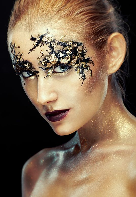 Fantasy Makeup Fantasy Amp Theatrical Makeup Pinterest