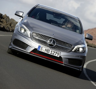 #Mercedes A250 by AMG