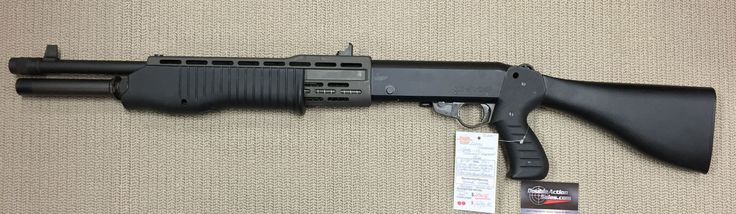 Luigi Franchi SPAS-12 Combat Shotgun - 12 Gauge Shotgun - Used Gun Condition: NIB!