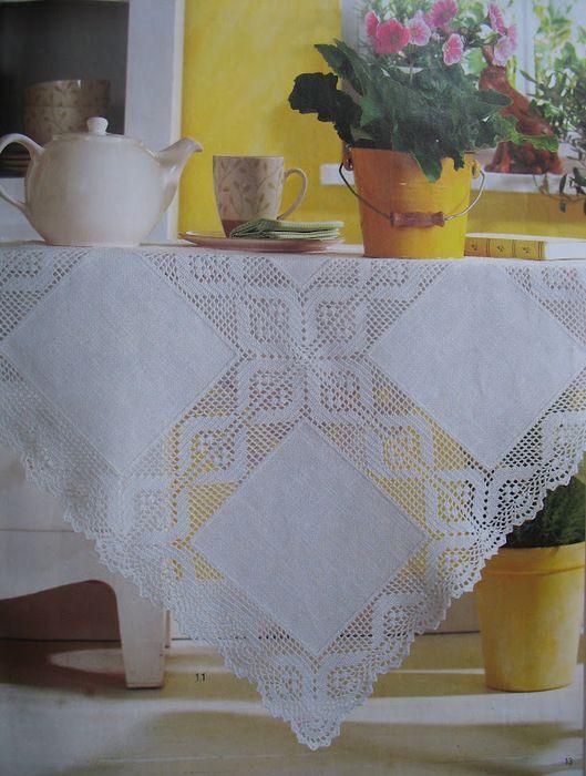toalhas de mesa - Os blogs mais interessantes