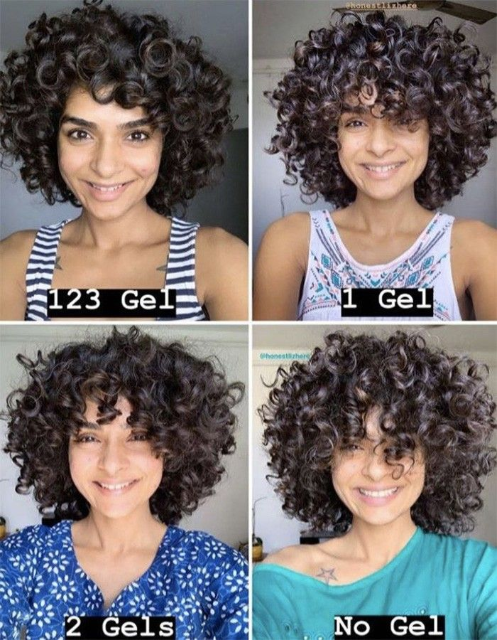 The 123 Gel Method Will Give Your Curls Maximum Definition Gel Curly Hair Curly Hair Styles Naturally Curly Hair Styles