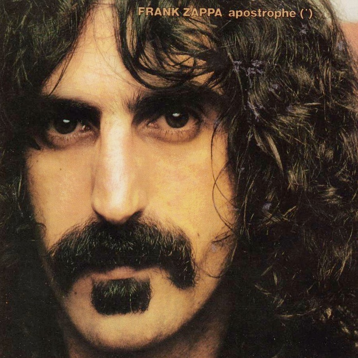 54 Best Images About Frank Zappa Official Album Covers