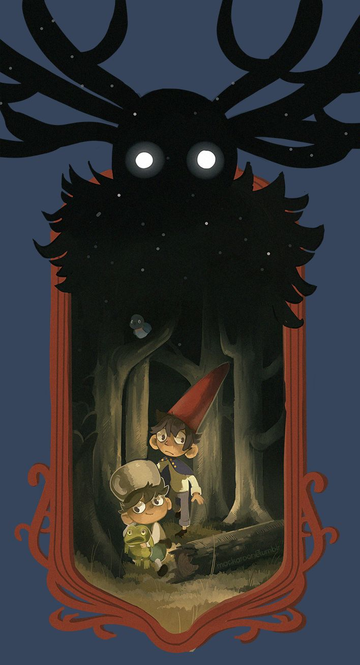 121 Best Over The Garden Wall Images On Pinterest