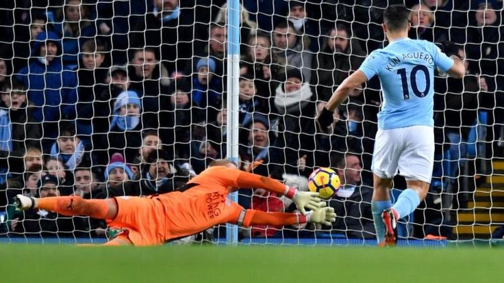 Aguero 'deserves all the credit' after four goals vs. Leicester - Guardiola: * Aguero 'deserves all the credit' after four goals vs.…