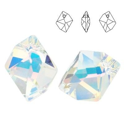 6680 Cosmic 20mm Crystal AB  Dimensions: 20,0 mm Colour: Crystal AB 1 package = 1 piece