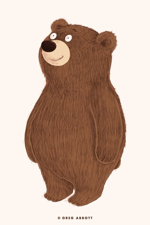 487 best bear illustrations images on Pinterest