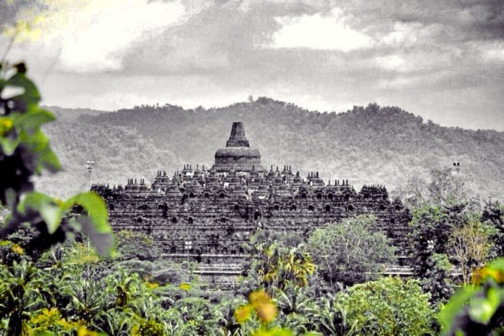 Borobudur, Magelang Central Java