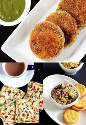 Indian snacks for kids - a collection of over 80 easy & healthy Indian snacks recipes that are great for evening snack or kids snacks box too