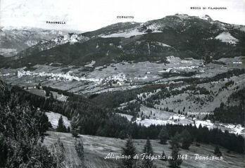 Archivio foto storiche di Mich - Folgaria only