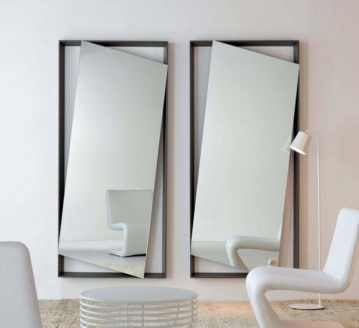 Oltre 25 fantastiche idee su specchio con cornice in legno - Prezzo specchio su misura ...
